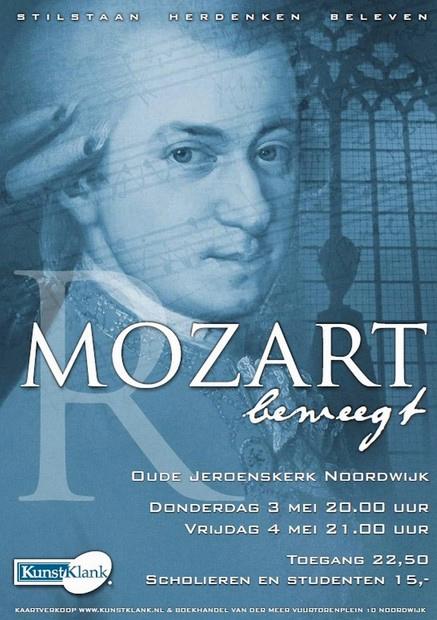 Mozart Beweegt