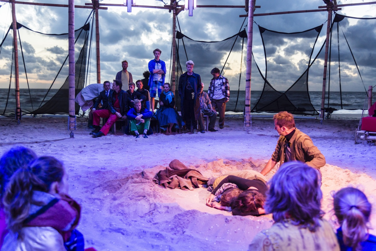 Locatie ThuisTheater: Dido En Aeneas 2001 & 2017