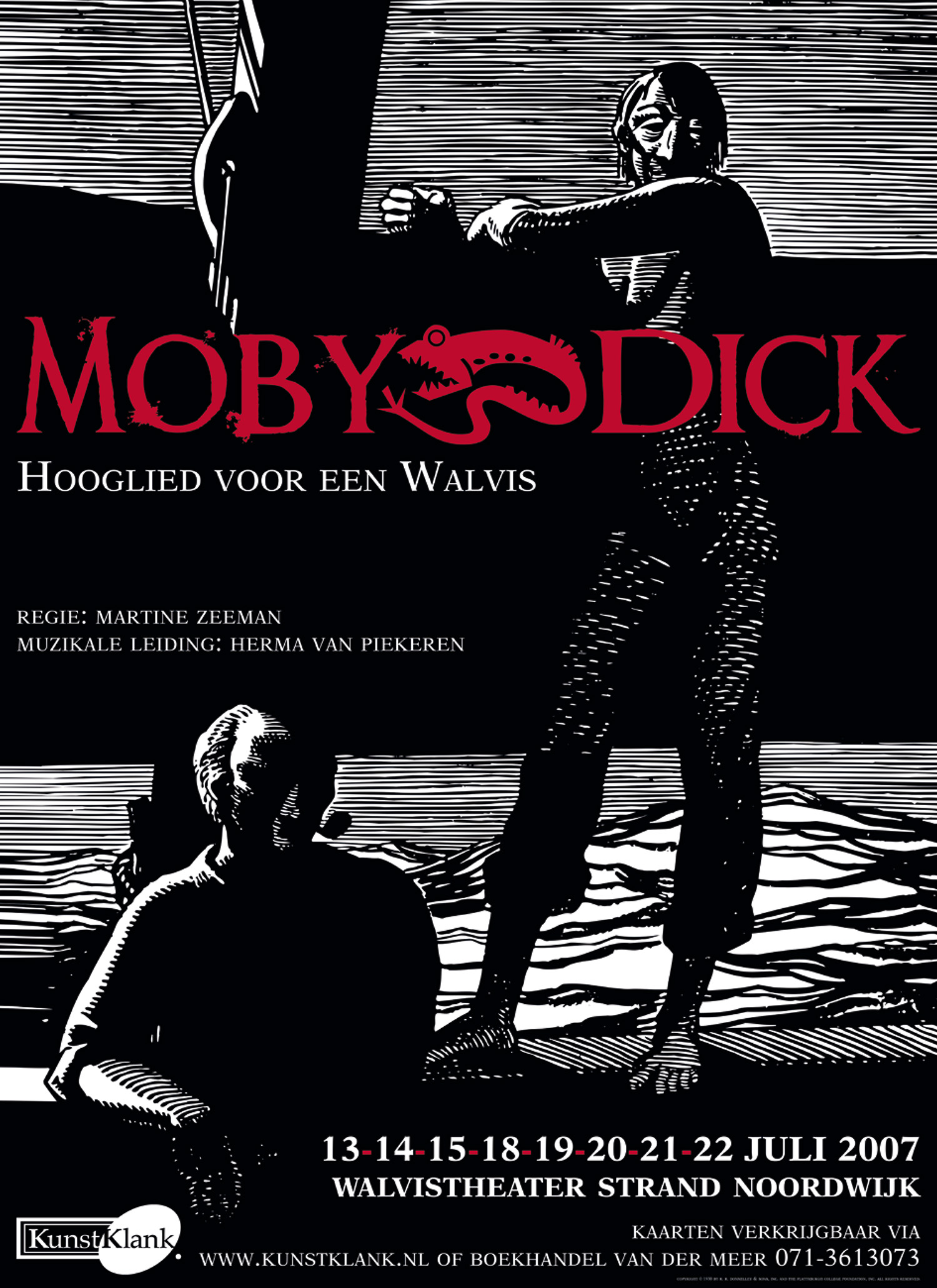 Opinion moby dick noordwijk